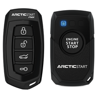 ArcticStart 1-way remotes picture