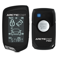 ArcticStart 2-way remotes picture